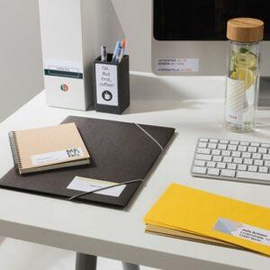 Etiketter til arkivering og organisering