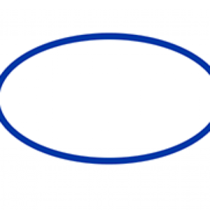 Ovale etiketter