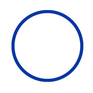 Runde og ovale produktetiketter